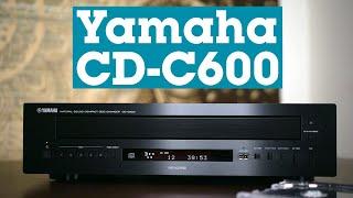 Yamaha CD-C600 5-disc CD changer | Crutchfield