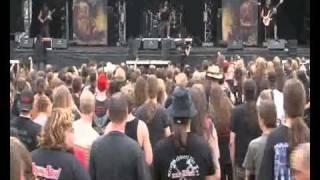 Beneath the Massacre - Never More live@ Party.San 2009