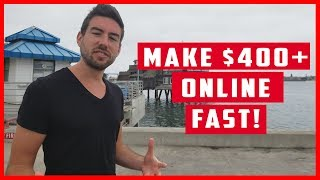How To Make Money FAST From Home - Fastest Way To Make Money Online 2018