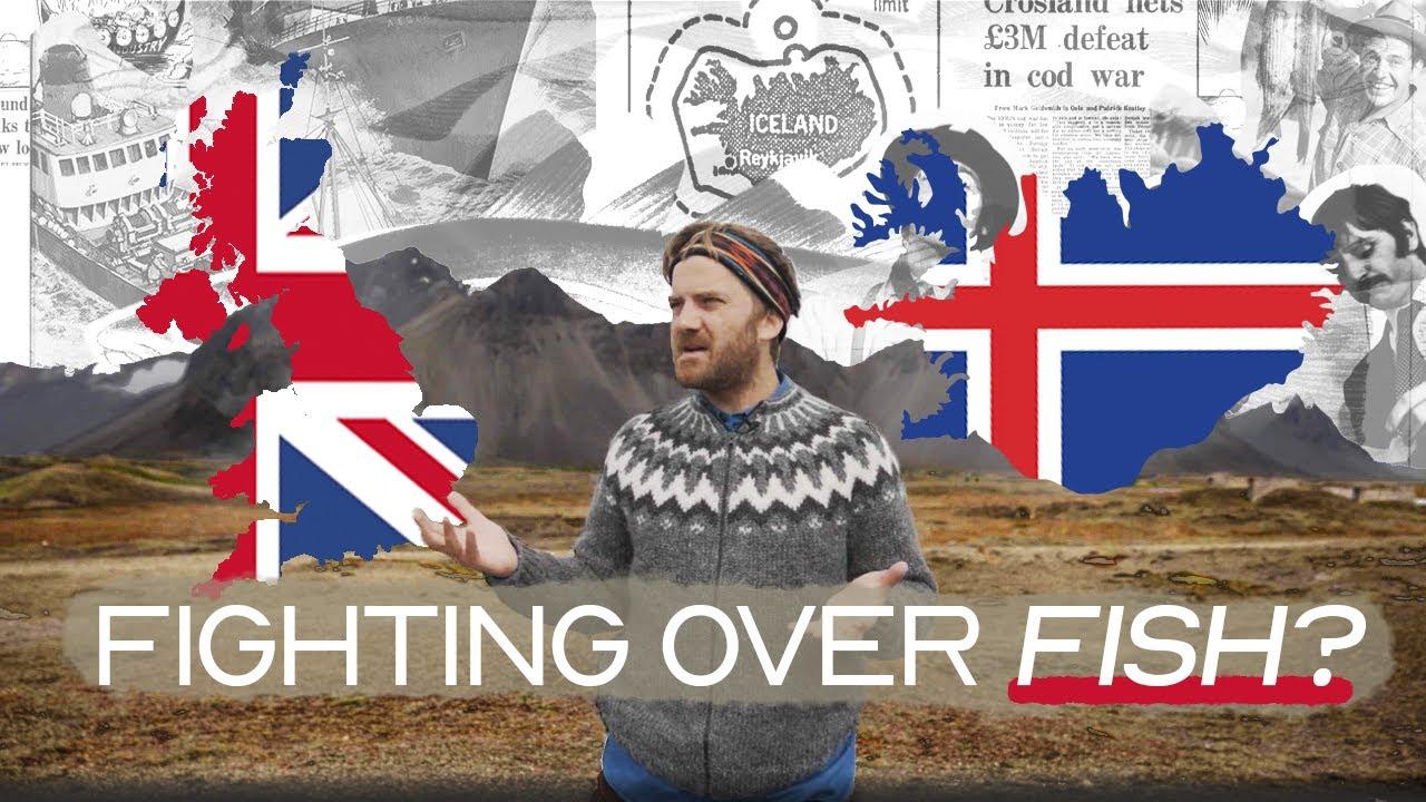 The FISH & CHIPS Wars: U.K. vs Iceland