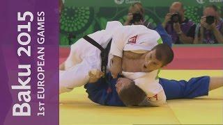 Avtandili Tchrikishvili wins the Men