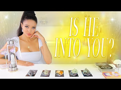 💕(PICK A CARD)💕Is He INTERESTED In You? Or Not? 🤔✨🔮PSYCHIC READING🔮✨