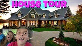 😮 OUR NEW HOUSE TOUR!! 😮 WOW!!