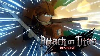 Enter CLUTCH Roball in Attack on Titan: Revenge | Roblox