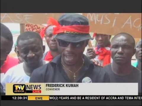 EWE NEWS ON TV AFRICA WITH AKPAGANA-KESEDOVO LOGAH