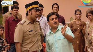 Gokuldham Mein Police?! |Taarak Mehta Ka Ooltah Chashmah | TMKOC Comedy | तारक मेहता का उल्टा चश्मा