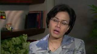 New World Bank Managing Director Sri Mulyani Indrawati