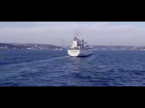 İstanbul Üsküdar-Beşiktaş Vapur Yolculuğu | Time Lapse |