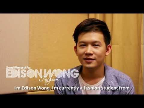 CACC@HKN - Fashion Designer: Edison Wong
