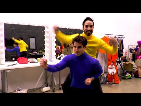 Computer Games, Darren Criss - Every Single Night (Behind The Scenes)