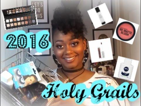 beingebony  2016 Holy Grails