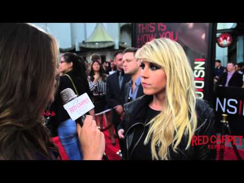 Jodie Sweetin at the World Premiere of Insidious Chapter 3 Movie #InsidiousChapter3 #Insidious