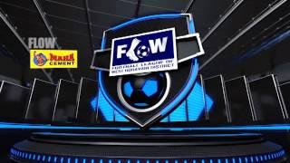 flow 2016 match 1 elulru efc vs bhimavaram bfc highlights 2 january 2016