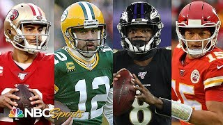 NFL Power Rankings: Divisional Round teams on upset alert   NBC Sports