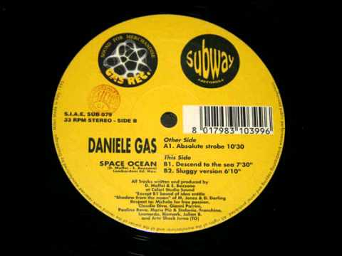 Daniele Gas - Space Ocean (Descend To The Sea)