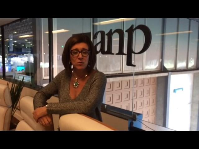 Magda Chambriard faz balanço sobre a Rio Oil&Gás 2016.