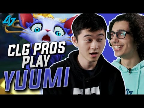 CLG Plays Yuumi for the First Time
