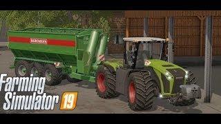 Farming Simulator 19/№1/Новая карта,новая жизнь,новая ферма.