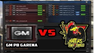 SPARING RULES LAWAN GM PB GARENA !! GM PB GARENA VS HMF -  POINT BLANK GARENA INDONESIA