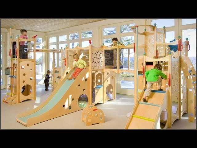 50 Bunk Bed With Slide And Swing Youtube