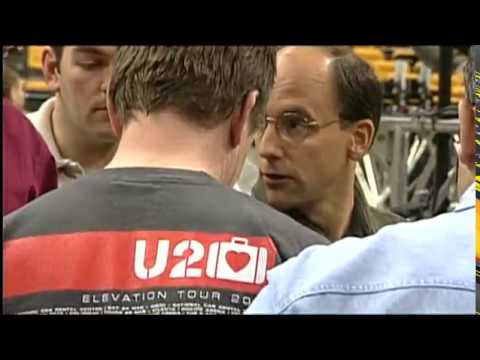 U2 Elevation Tour Making Of
