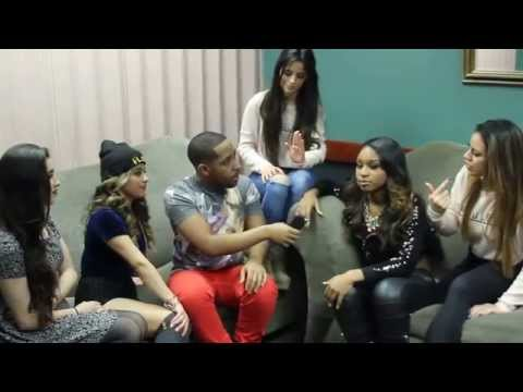 Daryl Archie Interviews Fifth Harmony on Neon Lights Tour #5H