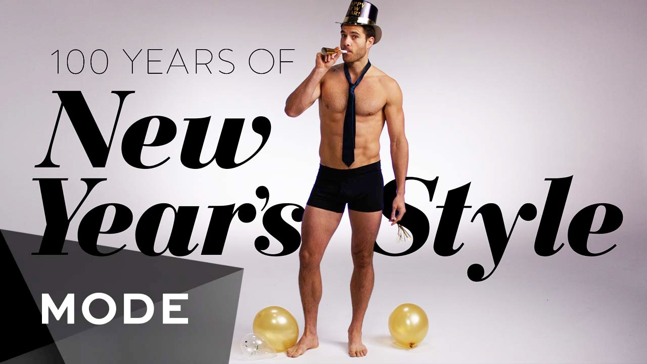 100 Years Of Fashion New Year S Style Glam Youtube