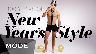 100 Years of Fashion: New Year's Style  ★ Glam.com