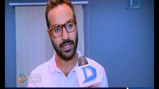 """احمد فهمى يكشف لكاميرا """"بالألوان الطبيعية"""" سبب انفصاله عن شيكو وهشام ماجد"""