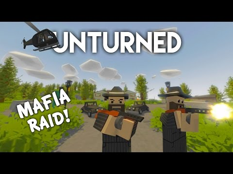 how to run an unturned server