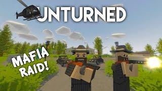 Unturned | Mafia Raid! (Roleplay Survival)
