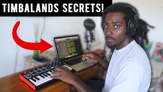I Paid Timbaland to Teach Me How to Make Beats