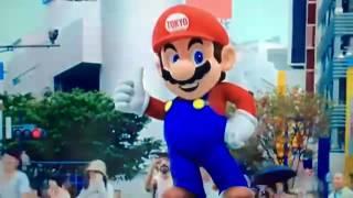 TOKYO 2020 - Mario bros (primer ministro de tokyo)