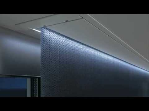 Topbox Recessed Roller Blinds Youtube