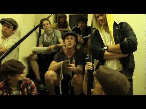 NEWSIES Opening Night: Behind-the-Scenes with Crutchie