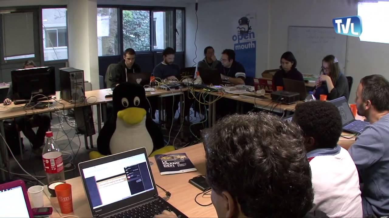 RMLL 2014 - Rencontres Mondiales du Logiciel Libre 2014 à Montpellier
