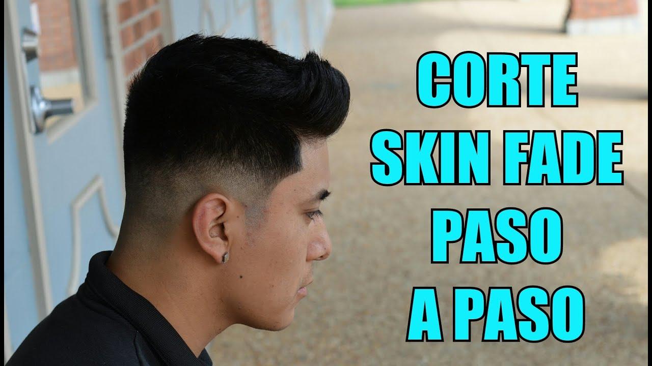 Como hacer un skin fade paso a paso youtube - Como hacer un estor enrollable paso a paso ...