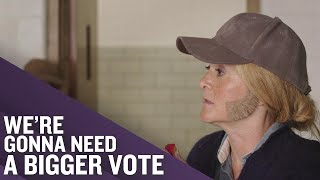 We're Gonna Need a Bigger Vote Featuring Josh Charles | Full Frontal on TBS
