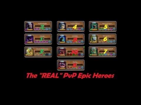 Dungeon Boss - Hero Priority Guide - Epic Heroes