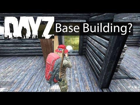 DayZ Xbox One Gameplay Base Building & Farming Missing? Megaphone