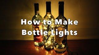 DIY: How to Make Bottle Lights