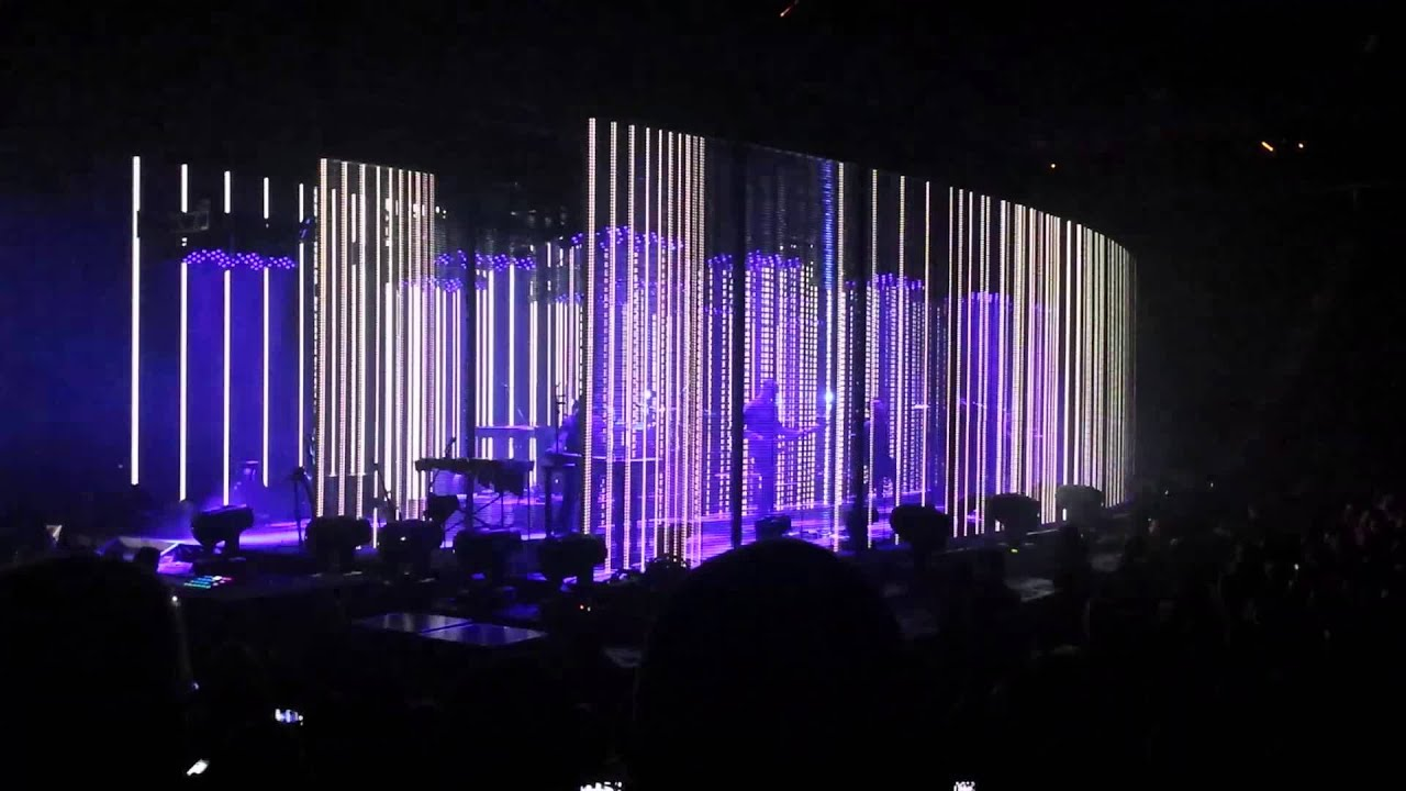 nine inch nails live: tension 2013 tour - DISAPPOINTED - St. Paul ...