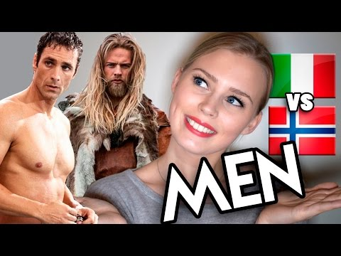 Italy VS Norway • MEN