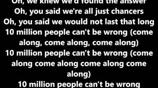 Example - 10 Million People (HD Lyrics)