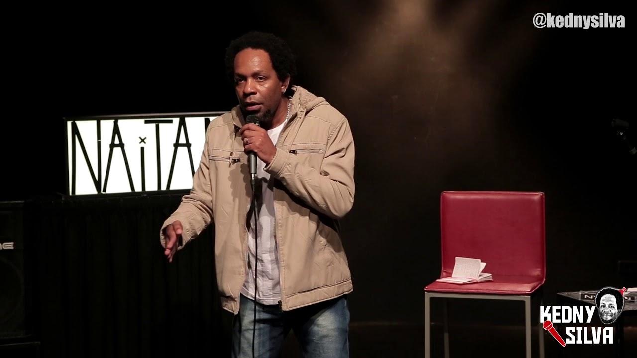Kedny Silva - Shopping com a esposa - Stand up Comedy