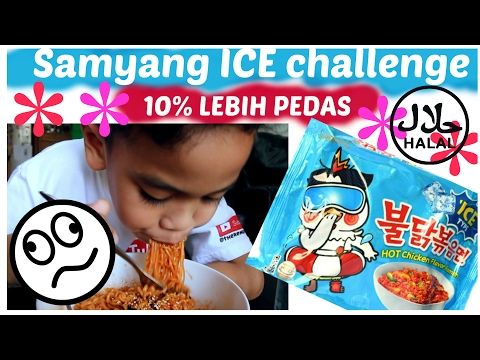 SAMYANG ICE CHALLENGE  TheRempongs