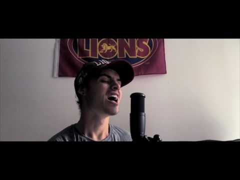 Alessia Cara - Scars To Your Beautiful (OFFICIAL MUSIC VIDEO) Brandon James Cover
