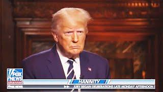 Trump Resurfaces in Bizarre, Unintelligible Fox News Interview