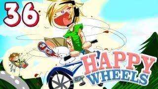 SLAMDUNK MASTER! - Happy Wheels - Part 36