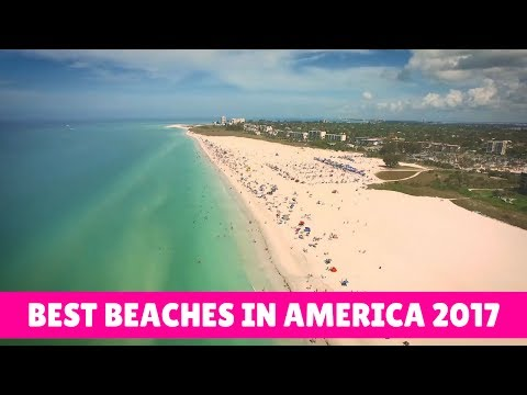 Florida Travel: Best Beaches in America by Dr. Beach 2017
